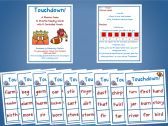 Touchdown R Controlled Vowels product from Elementary-Matters on TeachersNotebook.com