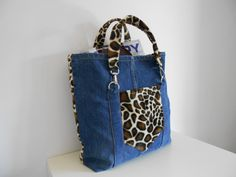 Taking the London bag, by My Jeans Bag #jeansbags #style #chic