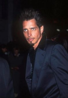 Chris Cornell - Grammy award winner and one gorgeous man!