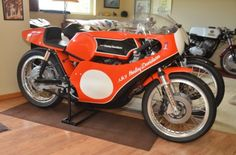 Ring A Ding HD: 1976 Harley Davidson 250RR (Aermacchi) | Rare ...