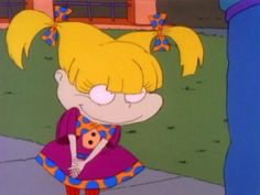 There's no one else quite like Angelica Pickles.   21 Reasons We Should All Be More Like Angelica Pickles
