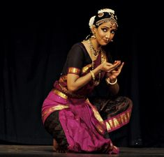 Indian dance! Someday...