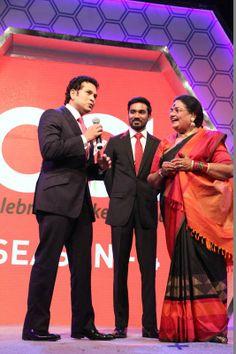 Sachin Tendulkar Launches CCL 4