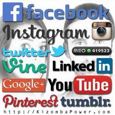 MaC&Nia Kizomba Power. Find us in every major social network. #kizombapower #kizomba #semba #zouk #tarraxinha