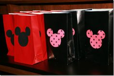Mickey Themed Party Ideas
