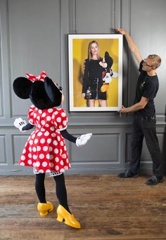 Minnie: Style Icon Opens at London Fashion Week | News | Fashion | Disney Style | Celebrity