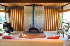 House Tour: A Mid-Century Modern California Dream Home | Apartment Therapy
