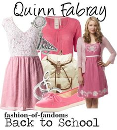 Quinn Fabray in #Glee