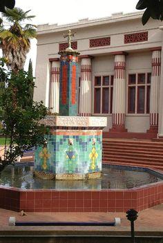 AMORC Rosicrucian Egyptian Museum - San Jose - USA