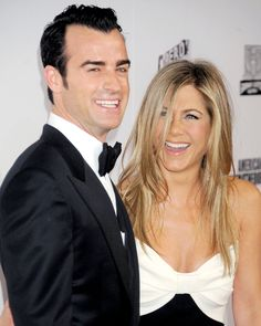 See Jennifer Aniston and Justin Theroux's Cutest Couple Moments - November 15, 2012 from #InStyle