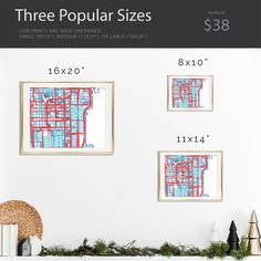 """@Carlandcartography posted to Instagram: """"Chicago Loop"""" A Horizontal Giclee Print. This is an abstract print showing a map of downtown Chicago, otherwise known as """"The Loop""""- it shows the area along the lake between Navy Pier (at the top) and Roosevelt Rd (at the bottom). Save 25% Off When you spend $100+ Now- Dec 1. Tap the link in my bio for more info -> @carlandcartography #cartography #geography #handdrawnmap #instaart #artist #paperart #mapmaker #artistsoninstagram #cartographyart…"""