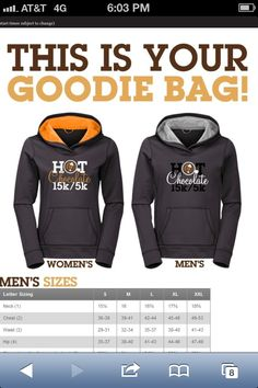 Hot Chocolate Run - Dallas.  15k with a great hoodie.