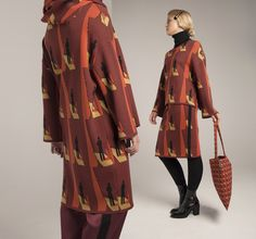 from the Norwegian designer Mette Møller Kimono Top, Winter, Tops, Design, Women, Fashion, Winter Time, Moda, Fashion Styles