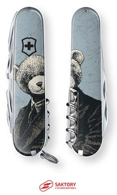 Tedster Swiss Army Knife: Saktory Studio Edition