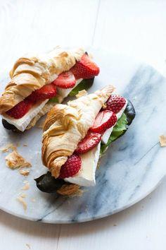 Feel better in just a few bites. #breakfast #sandwich #recipes https://greatist.com/eat/healthy-breakfast-sandwich-recipes