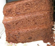 Chocolate Coconut Agave Cake Diabetic Friendly