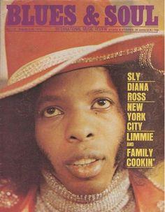 Sly Stone / Blues & Soul / 1974