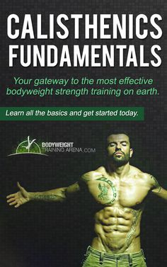 Workout: How to Build Insane calisthenics MUSCLE MASS Just with Bodywieght