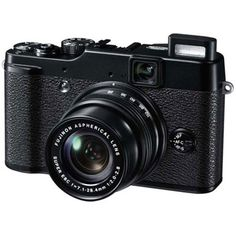 Fujifilm X10 12MP Digital Camera