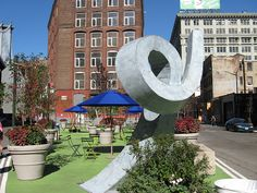 urbanbydesign - Urban By Design Online with Armeria's pedestrian plaza planters