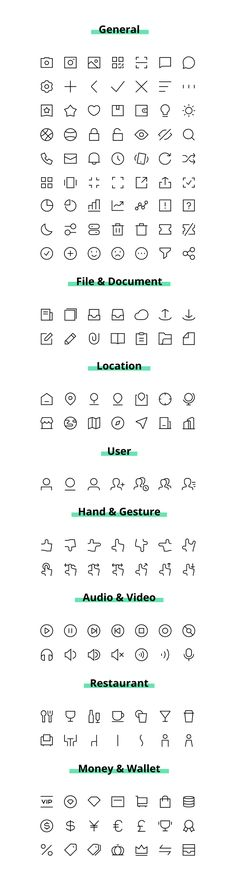 Cagoicon Free Vector UI Icons /Volumes/Marketing/_MOM/Design Freebies/Free Design Resources/cagoicon_160  germane living
