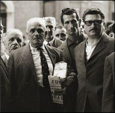 C'era Togliatti - I Funerali foto di Mario Carnicelli  @Portfoliobox