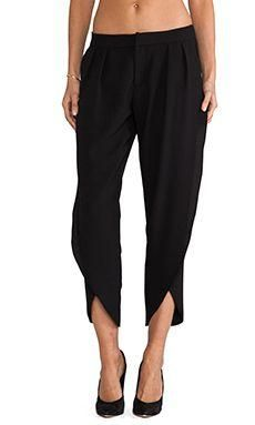 Bardot Ally Pants in Black | $101