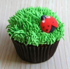 Ladybug Edible Sugar Decorations for Cupcake and Cake Decorating (24)