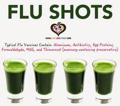 The All-Natural Flu Shot Alternative