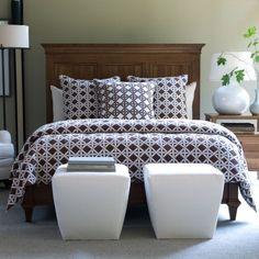 Pretty bed ... this would suit just fine  ethanallen.com - bradbury bed | Ethan Allen | furniture | interior design