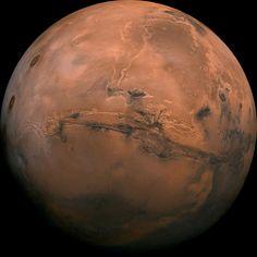 Sonde Spatiale Espace Astronomie Systeme Solaire Planete Rouge Mars Planete