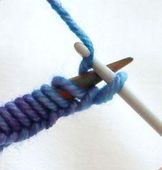 Crochet cast on. Really good instructions.