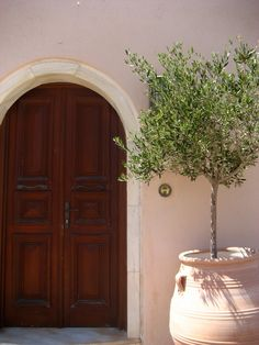 Mykonos Doorway   por e_z_dreamer
