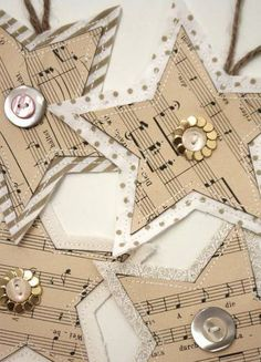 music ornaments decofairy (13)