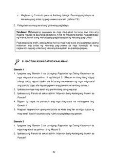 DepEd K to 12 Program Edukasyon sa Pagpapakatao Grade 8 Teacher's Guide Teacher's Guide