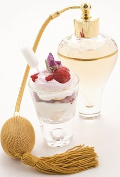 Spanish Chef Jordi Roca Makes Food-Perfume and Perfume-Food