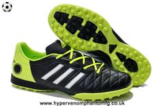 official photos d8b78 2cc02 2014 Adidas 11Pro (Black White Volt) TRX TF Cheap Football Boots, Football  Shoes
