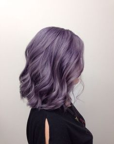 Grey and Violet Color