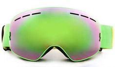 Professional Ski Goggles Double Anti Fog UV-CUT Spherical Skiing Eyewear Outdoor Sports Snow goggles Ski Glasses For Men Women