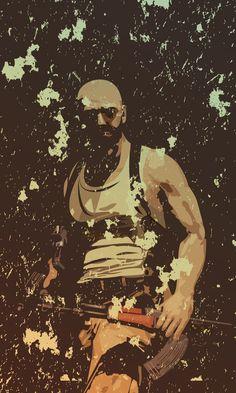 Max Payne 3 - Mik4g.deviantart.com