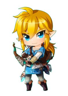 Link (BOTW) by rdanys