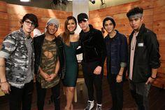 CNCO: #1 en el Top Latin Albums de Billboard   Noticias Internacionales    Radio Onda Cero