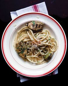 Pasta - Baby Artichokes Pasta