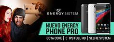 Nuevo Energy PHONE PRO