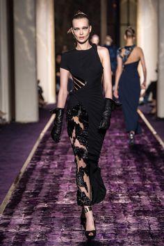 Look 14 - #AtelierVersace Fall/Winter 2014 fashion show.