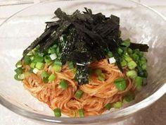 辛い!でもうまい韓国そうめんビビン麺の画像