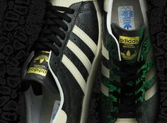 atmos x adidas Originals Superstar 80s G-SNK5