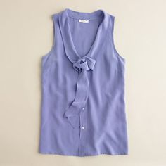 j.crew lydia blouse in estate orchid