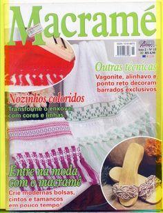 Macrame Año 2. Nº 15 - Marleni Fontaine - Álbumes web de Picasa