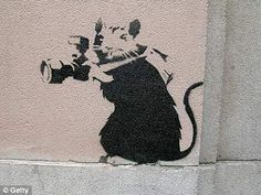 Pictures: Best of Banksy Graffiti | Metro UK